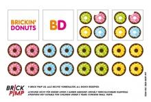 Brickin Dunkin' Donuts
